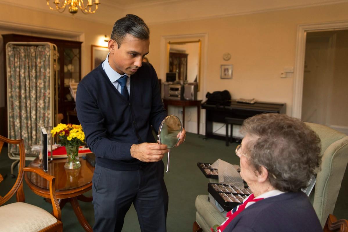 Visual Awareness Training - care homes